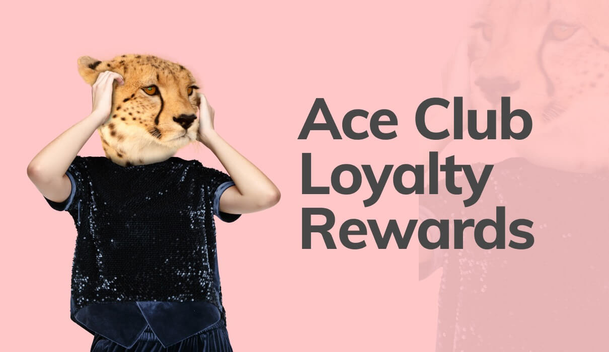 Being part of our Bingo Barmy community means that you are also part of our unique loyalty reward scheme - our Ace Club.