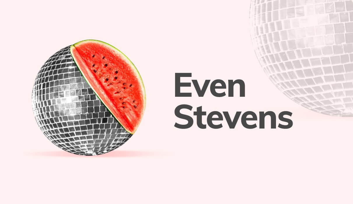 Introducing Even Stevens – our even odd online bingo room where every player has the same chance of winning the jackpot!