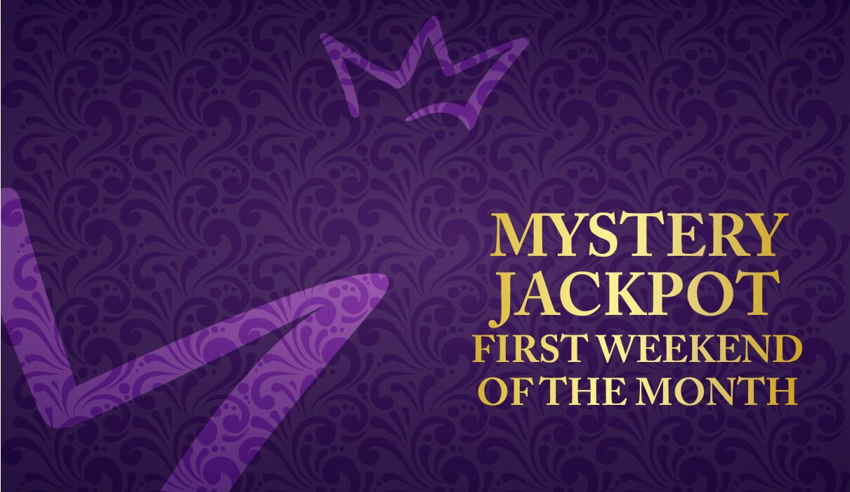 Welcome to our very own Royal Room Mystery Jackpot game which you can find under our exclusive Royal Room tab.