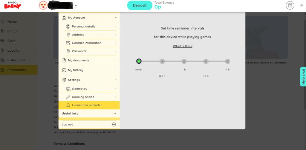Bingo Transactions - Online Bingo Guide